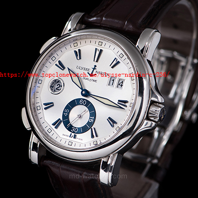Ulysse Nardin Dual Time Big Date Replica